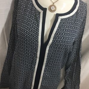 Sophie Max Tunic~Size Small